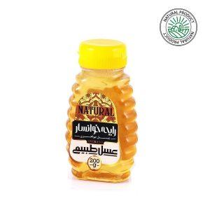 عسل طبیعی آسان ریز 200 گرمی رایحه