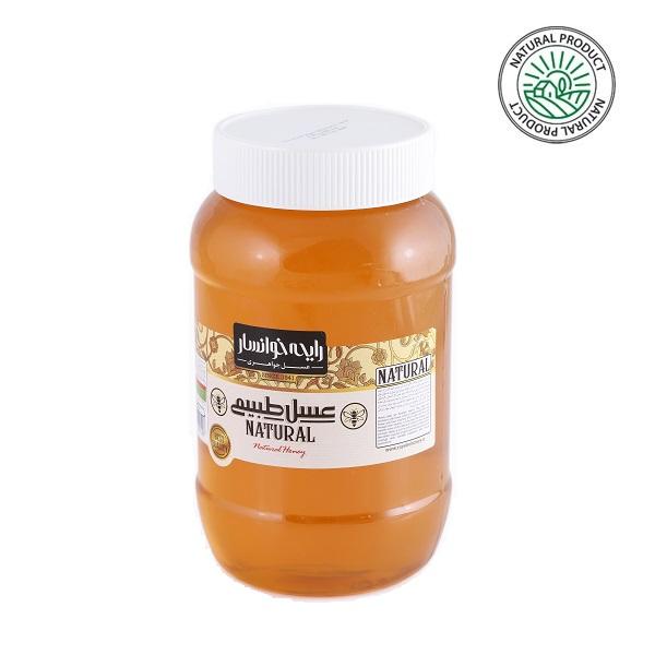 عسل پت 2000 گرمی طبیعی رایحه