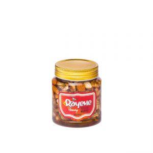 عسل پت 450 گرمی مغزدار رایحه
