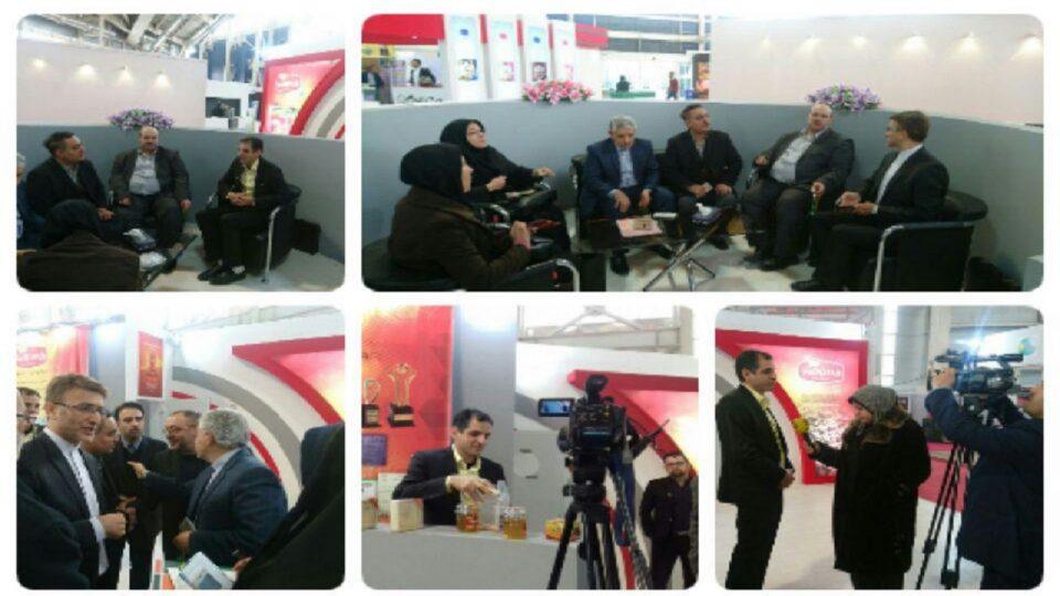 نهمین جشنواره محصولات ارگانیک تهران دیماه 95