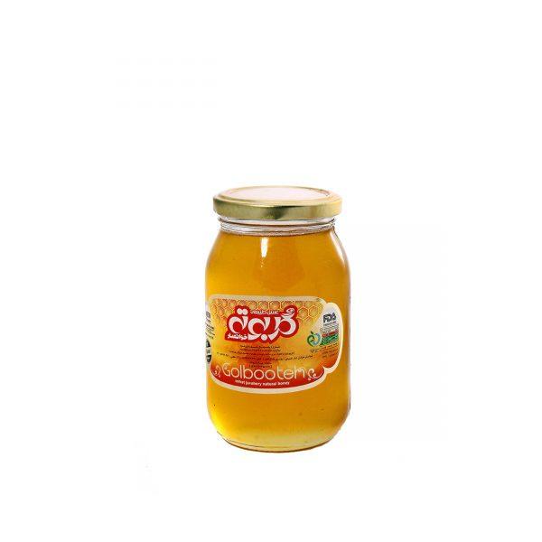 عسل بدون موم ۶۵۰ گرمی گلبوته