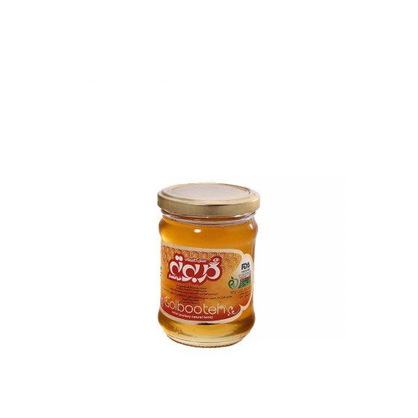عسل طبیعی ۳۳۰ گرمی گلبوته