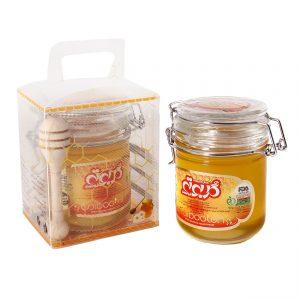 عسل ویژه انگبین ۴۵۰ گرمی گلبوته