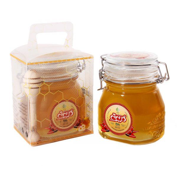 عسل ویژه انگبین ۷۰۰ گرمی گلبوته