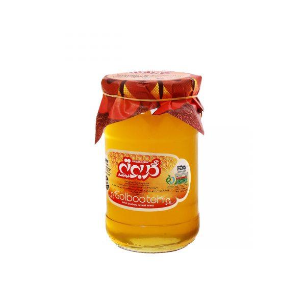 عسل چندگیاه ۸۵۰ گرمی گلبوته