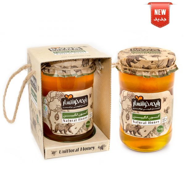 عسل ارگانیک انگبین بزرگ رایحه (جدید)