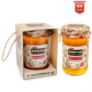 عسل ارگانیک مخصوص بزرگ رایحه (جدید)