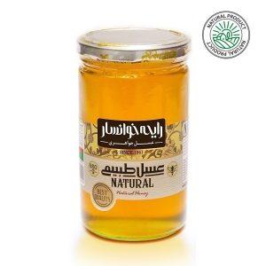 عسل طبیعی بدون موم 850 گرمی رایحه خوانسار