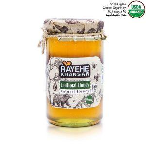 عسل ارگانیک انگبین بزرگ رایحه خوانسار