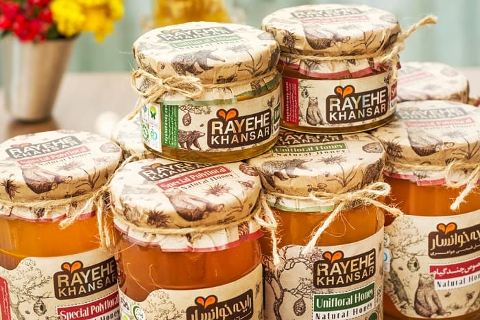 دنیای شگفت انگیز انواع عسل