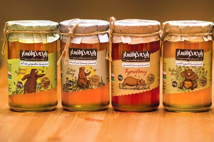 عسل آویشن چگونه تولید می شود؟