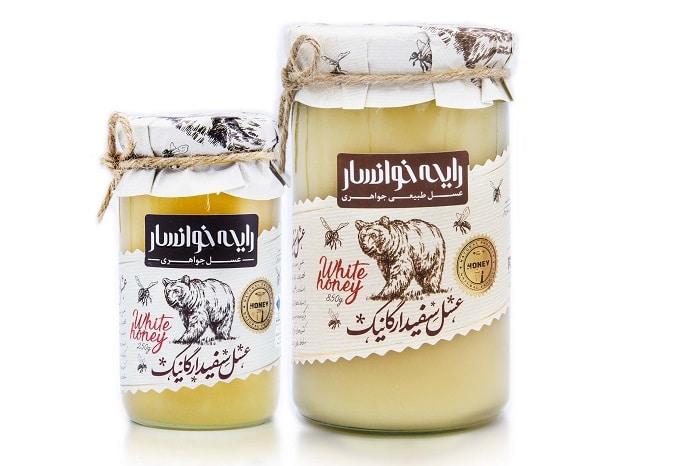 5 خاصیت مهم عسل سفید ارگانیک