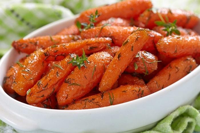 هویج عسلی