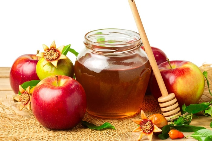 رژیم غذایی عسلی