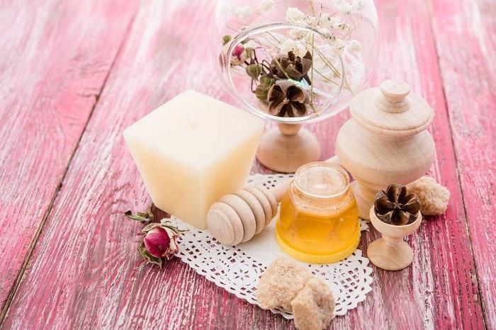 داروهای اگزما با استفاده از عسل
