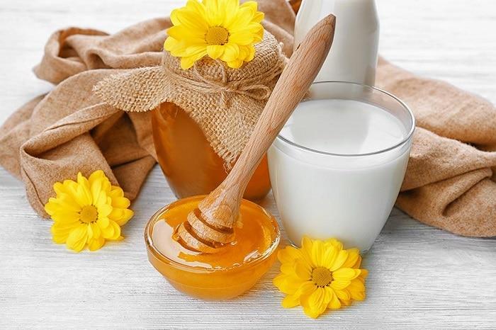 فواید نوشیدنی شیر با عسل