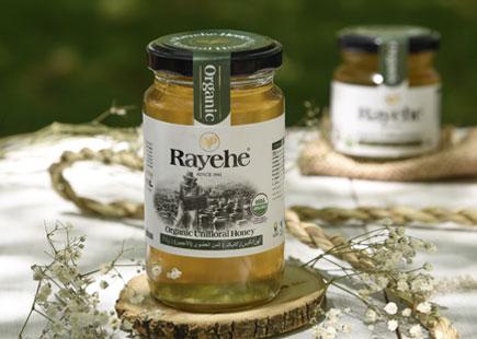 دسته عسل های ارگانیک رایحه
