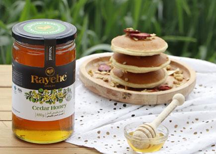 دسته عسل های طبیعی رایحه