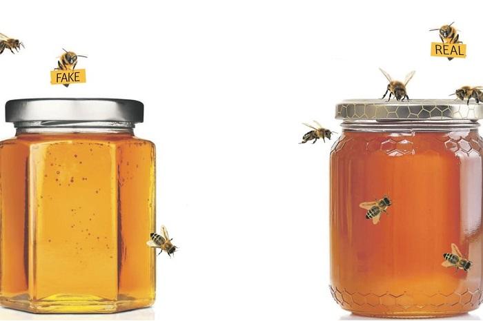 عسل تقلبی، گرده ندارد